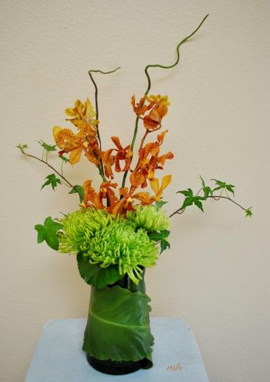 hoa cúc đơn giản nghệ thuật 2013 (1)